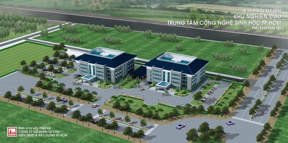 Trung tâm Công nghệ sinh học cấp Quốc gia